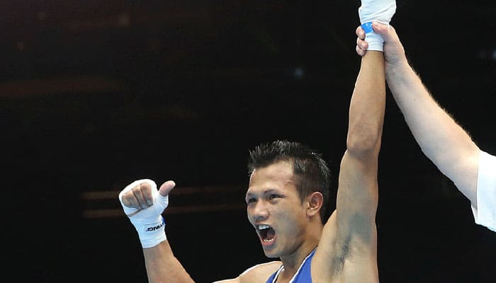 2016 Rio Olympics: Nine-member Indian boxing team leaves for qualifiers in Baku