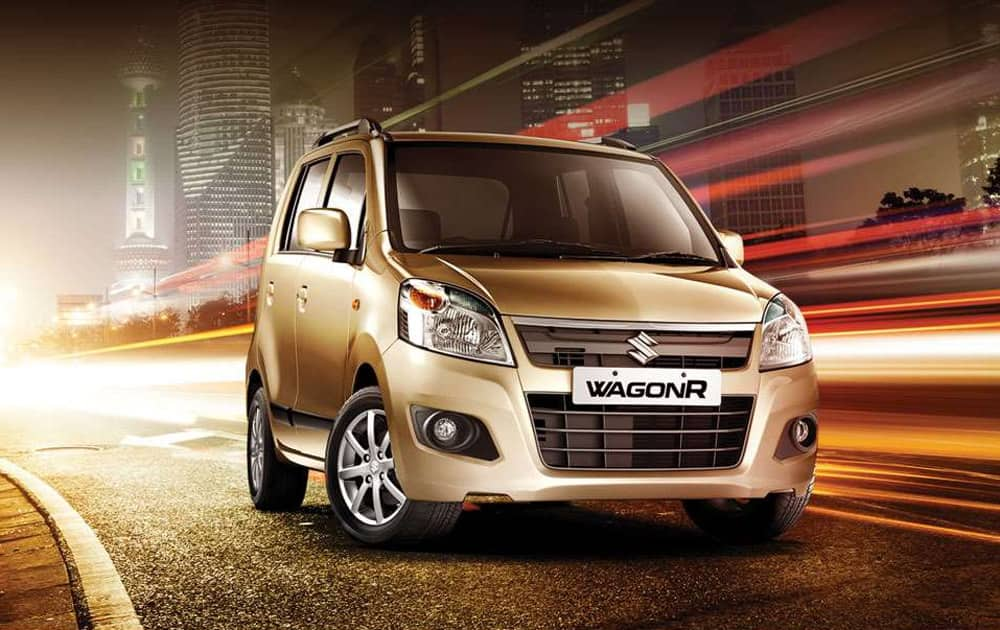 Maruti Wagon R: 10 cars in India below Rs 5 lakh