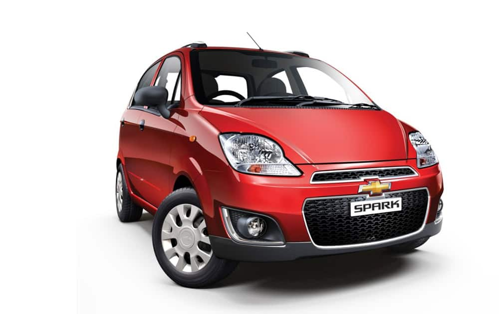 Chevrolet Spark: 10 cars in India below Rs 5 lakh