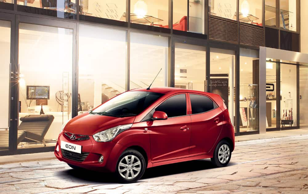 Hyundai EON: 10 cars in India below Rs 5 lakh