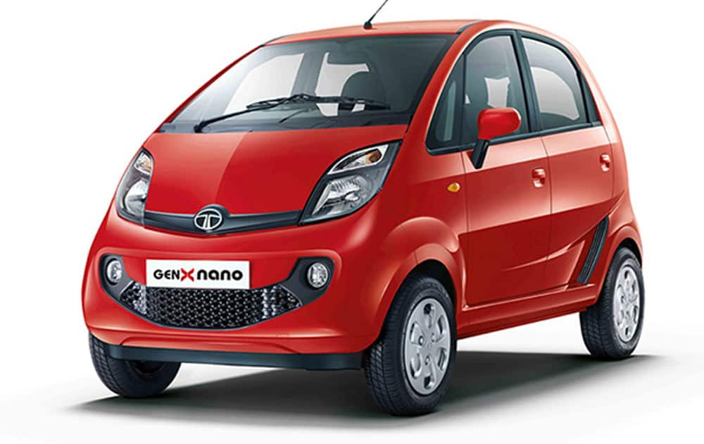 Tata Nano: 10 cars in India below Rs 5 lakh