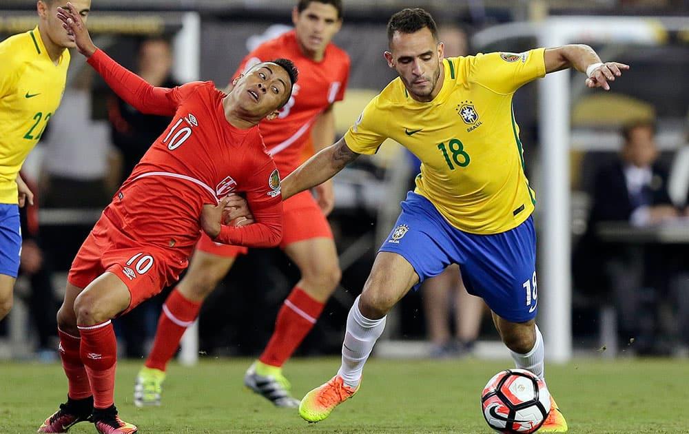 Copa America Group B soccer match in Foxborough, Mass