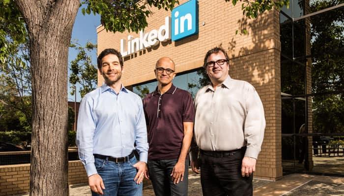 Microsoft Corporation to acquire LinkedIn for $26.2 billion