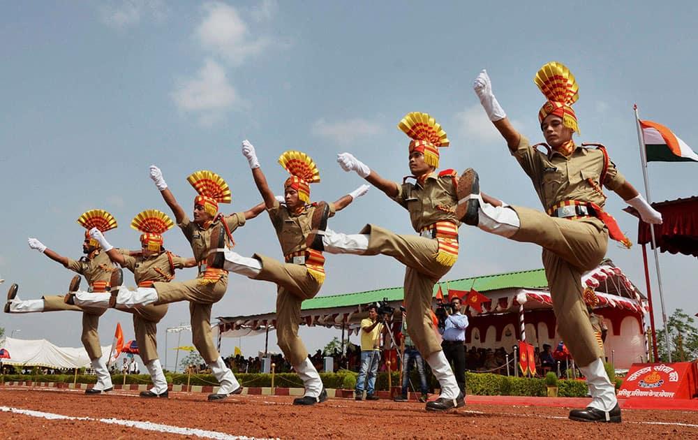 SSB performing in Bhopal