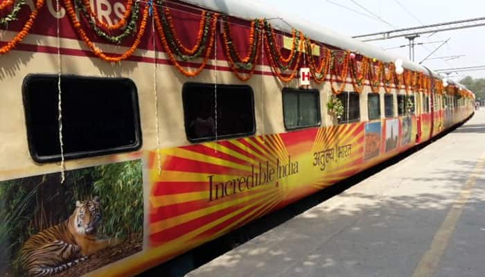 Good news for wildlife enthusiasts, nature lovers – IRCTC launches new semi luxury train Tiger Express
