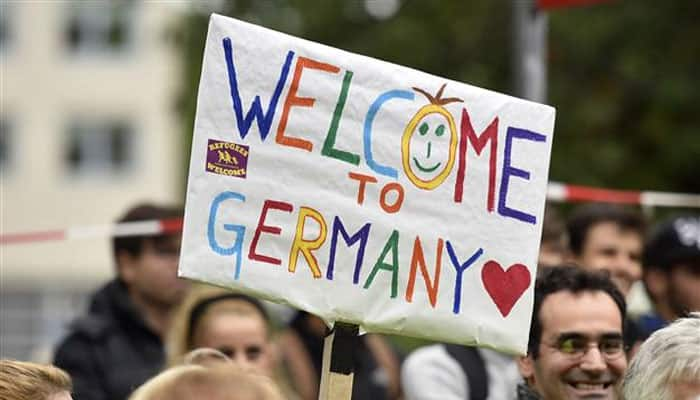 Germany warns refugees against polygamy, child brides