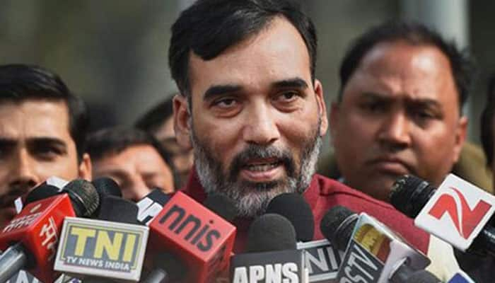 With Gopal Rai's exit, half of Kejriwal cabinet removed in one year: Congress' latest jibe at AAP