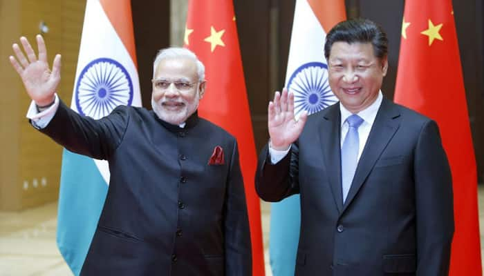 Happy birthday: Narendra Modi wishes China's Xi Jinping amid NSG deadlock
