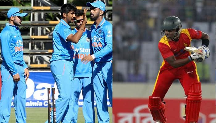 3rd ODI: India trounce Zimbabwe by 10 wickets to complete whitewash