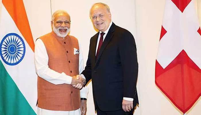 Black money: India, Switzerland expect auto info exchange by 2018