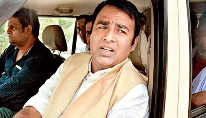 BJP's Sangeet Som to undertake Paidal Nirbhay Yatra from Meerut to Kairana 'to make people feel safe'