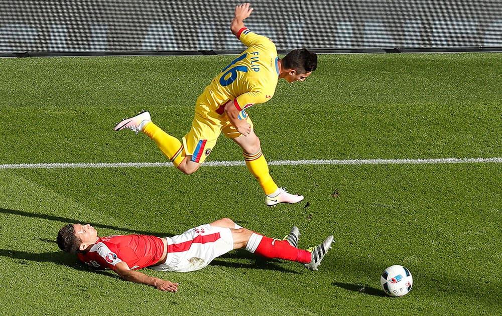 Euro 2016: Match 14, Romania VS Switzerland
