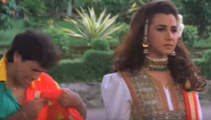 Govinda's 'Lal Dupatte wali' Ritu Shivpuri looks sexier than before – She is back and how!