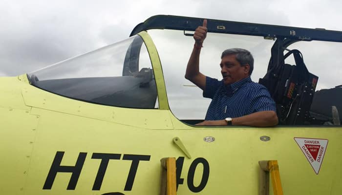 Indigenous trainer aircraft HTT-40 makes inaugural flight