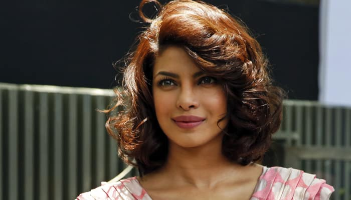 'Hottest woman in the world' Priyanka Chopra sets the temperature soaring on Maxim India Cover – See pic