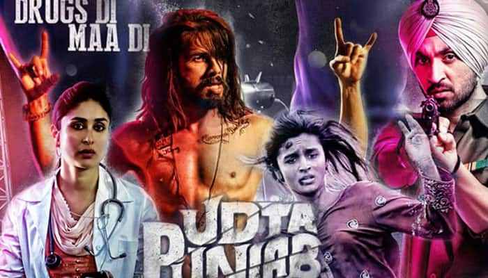 Shahid Kapoor, Alia Bhatt, relieved as 'Udta Punjab' hits the screens