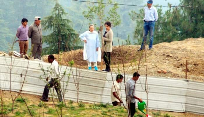 Priyanka's house near President's retreat poses security risk, withdraw permission: BJP MLA to Centre