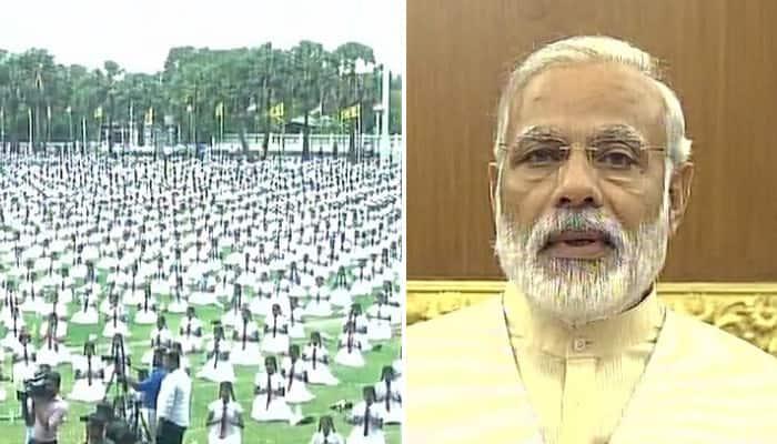 PM Modi, Lankan President Sirisena inaugurate India-aided stadium in Jaffna; hail it as centre for reconcillation