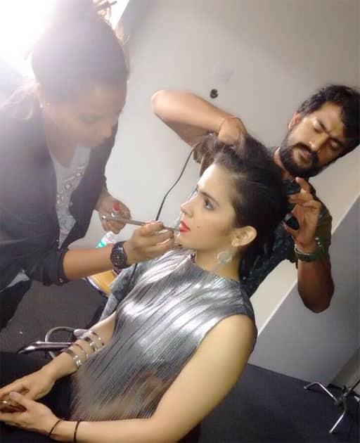 Make up- Saina Nehwal