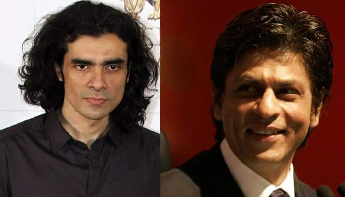 Did Shah Rukh Khan just reveal the plot of Imtiaz Ali's next?