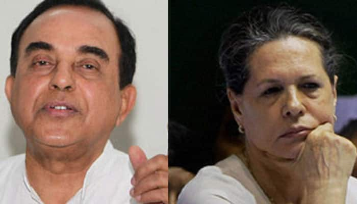 Now, BJP MP Subramanian Swamy to expose group of bureaucrats loyal to Congress president Sonia Gandhi?