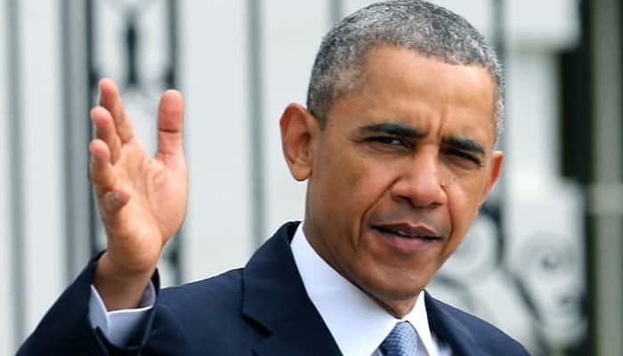US President Barack Obama warns of climate change impact on American national parks