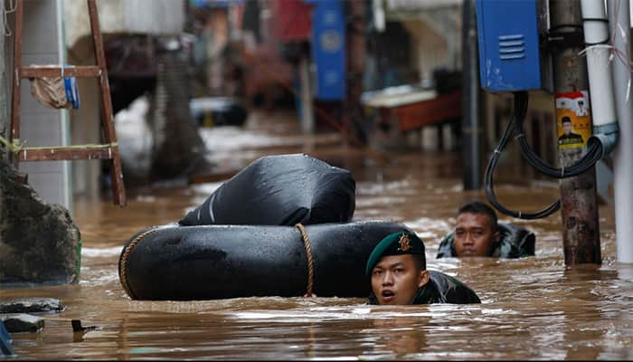 24 dead, 26 missing in Indonesian floods, landslides: Official