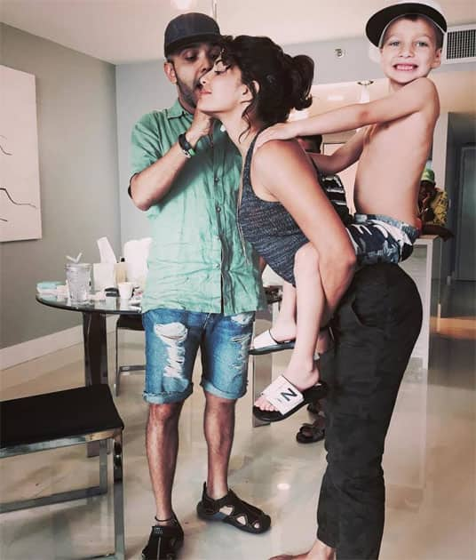 When you wanna play with your nephew- Jacqueline Fernandez