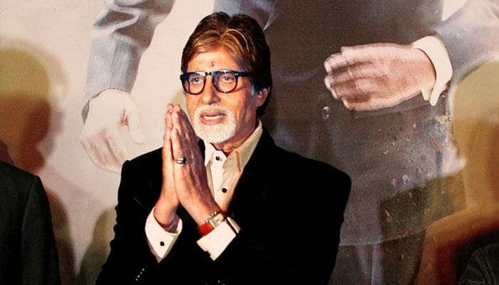 Amitabh Bachchan pens on 'Father's Day', says words of wisdom will always remain with me!