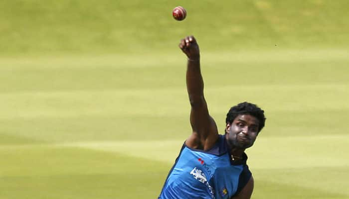 Sri Lanka suffer blow ahead of England ODI series as Shaminda Eranga hospitalised