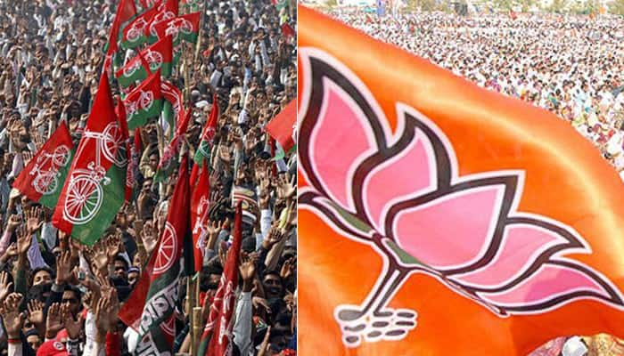 Two Samajwadi Party leaders join BJP ahead of 2017 Uttar Pradesh Assembly polls