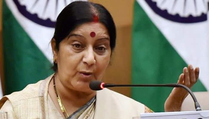 UK not yet approached for extradition of Mallya, Lalit: Sushma Swaraj