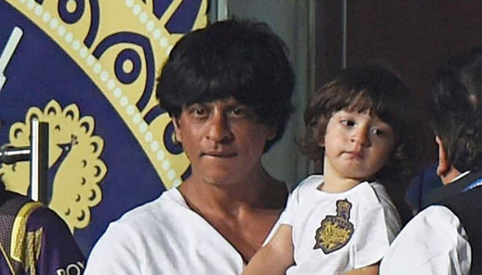 Revealed! AbRam's special gift for daddy Shah Rukh Khan