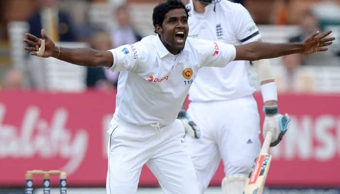 ICC bans Shaminda Eranga from bowling in international cricket