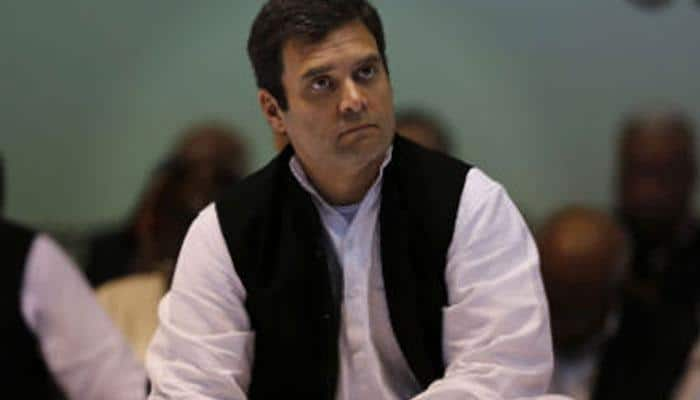 """Rahul Gandhi going abroad """"for a few days"""", destination unknown"""