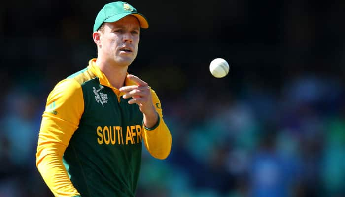 Tri-nation series, Match 7: Sporadic rain spoils AB de Villiers' 200th ODI