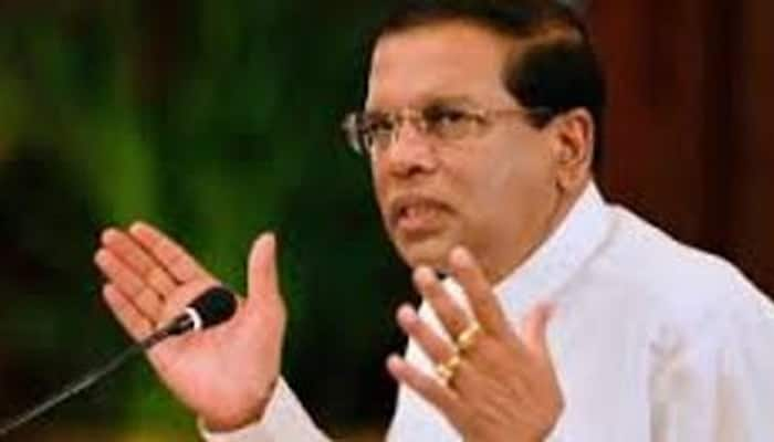 Sri Lankan President Maithripala Sirisena  issues new directives for arrests under Prevention of Terrorism Act