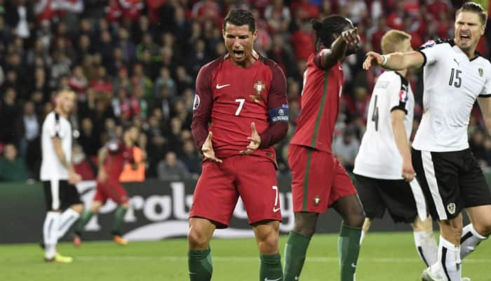 Sad, tired, dogged down, Euro 2016's strikers fail to fire