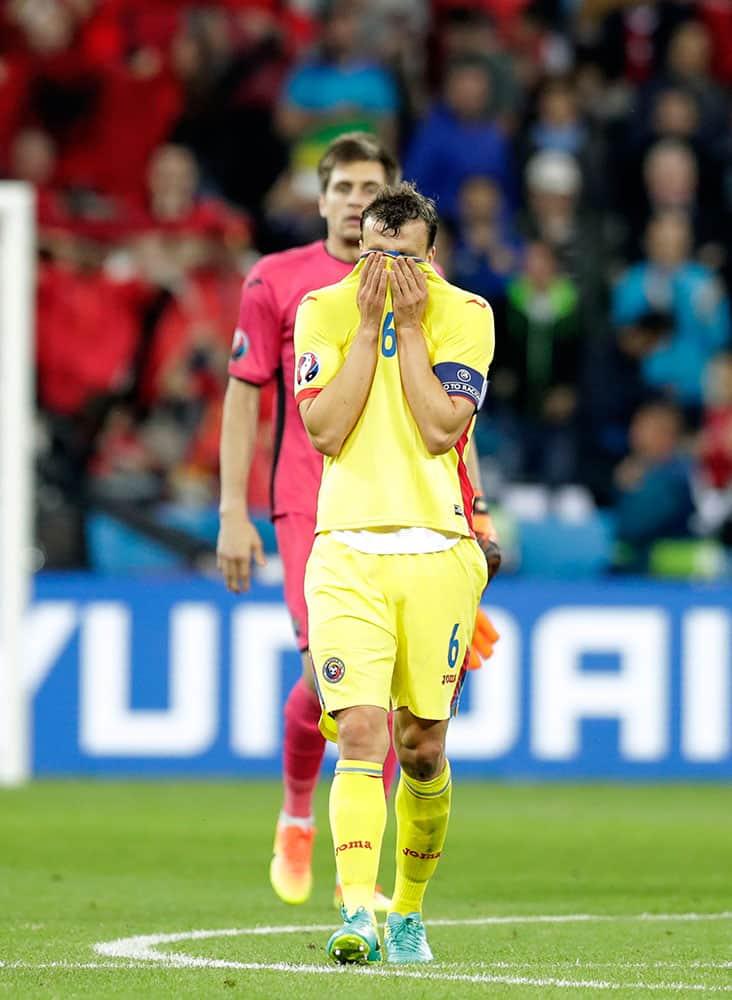 Euro 2016: Match 26, Romania VS Albania