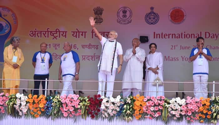 PM Narendra Modi tells how you can get health assurance free of cost!