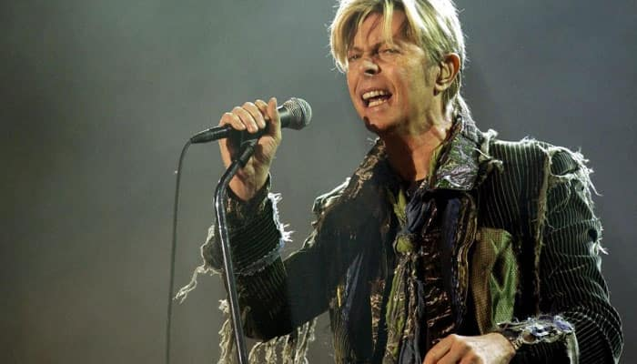 David Bowie's hair to be auctioned