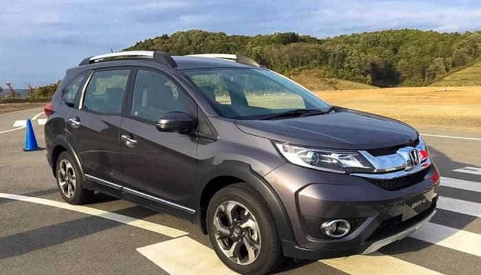 Compavt SUV Honda BR-V sees bullish sales since launch in May