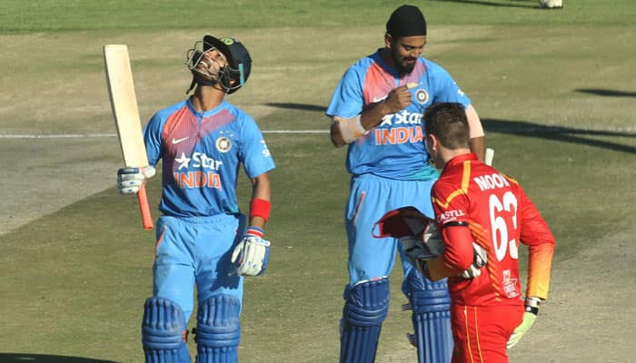 India vs Zimbabwe: Could not sleep the whole night before second T20I, reveals Mandeep Singh