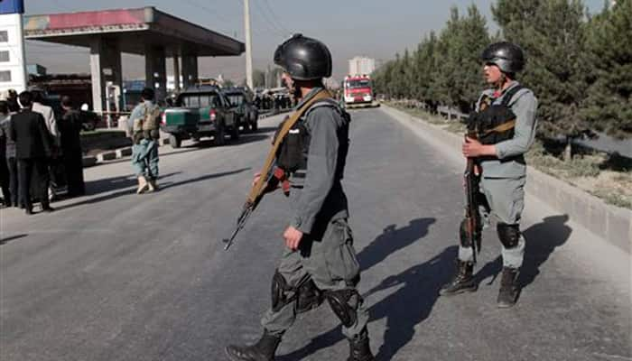 Taliban fighters kidnap at least 25 men from buses in Afghanistan's south