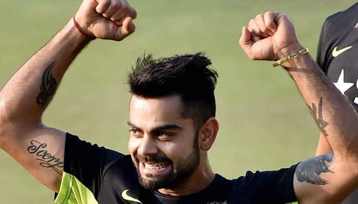 VIDEO: No pain no gain - Virat Kohli's rigorous workout sessions