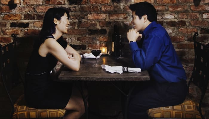 Disaster list: Never, ever say these things on a first date!