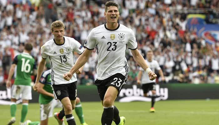 Euro 2016: Germany win Group C, Poland beat Ukraine 1-0 to advance