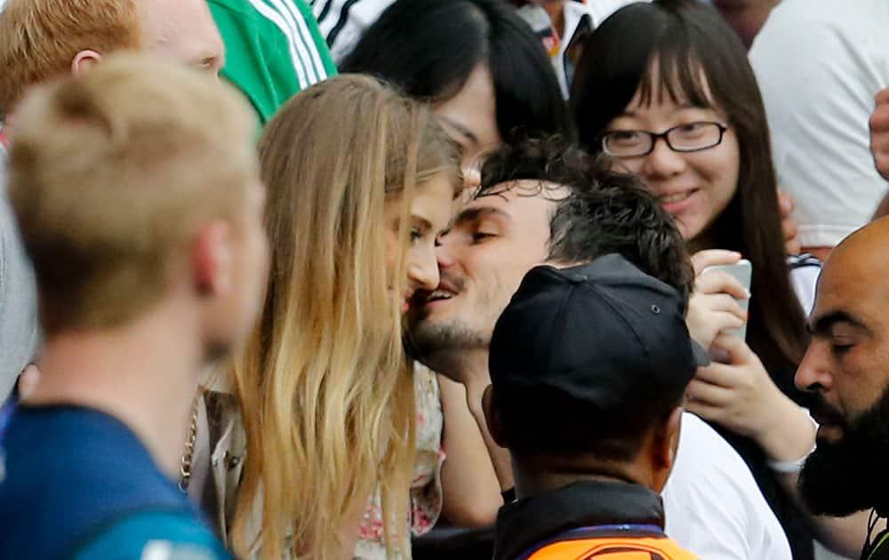 Euro 2016: Match 29, Northern Ireland VS Germany