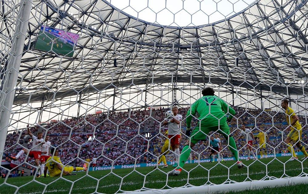 Euro 2016: Match 30, Ukraine VS Poland