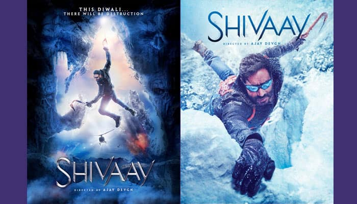 'Shivaay' bliss! Ajay Devgn captures rare phenomenon on camera